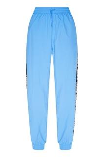 Синие спортивные брюки Wind R.Y.V. Adidas