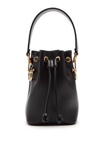 Черная сумка Mon Tresor Fendi