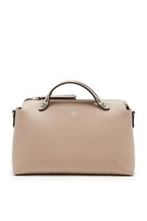 Серая сумка By The Way Fendi