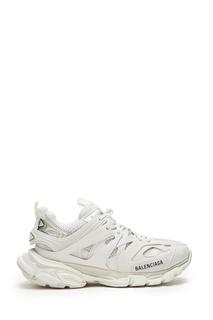 Белые кроссовки Track Balenciaga