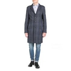Пальто TOMMY HILFIGER TT0TT05772 темно-синий
