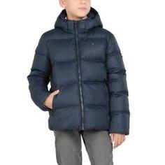 Куртка TOMMY HILFIGER KB0KB04934 темно-синий