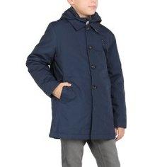Пальто TOMMY HILFIGER KB0KB04936 темно-синий