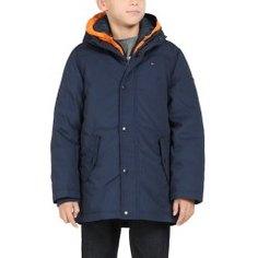 Куртка TOMMY HILFIGER KB0KB04938 темно-синий