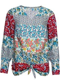 Блузки с длинным рукавом Блузка с длинным рукавом Bonprix