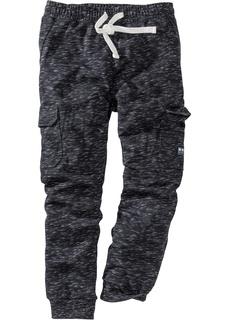 Спортивные штаны Брюки спортивные с карманами карго Bonprix