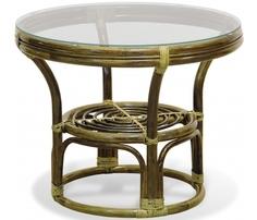 Журнальный стол из ротанга Vinotti