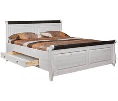 Кровать двуспальная Сивер