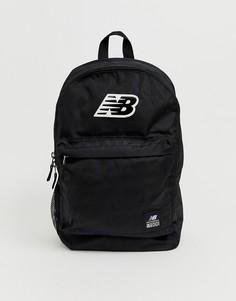 Черный классический рюкзак New Balance - Черный