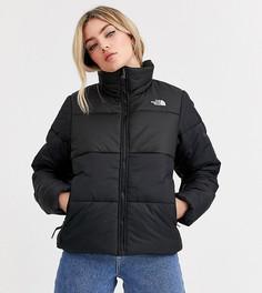 Черная дутая куртка The North Face Saikuru - Черный