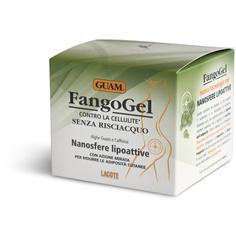 GUAM Гель антицеллюлитный с липоактивными наносферами Линия FANGOGEL