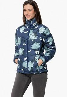 Куртка утепленная Jack Wolfskin HELIUM HIGH PRINT W
