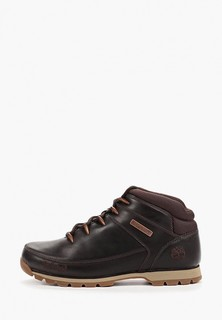 Ботинки Timberland Euro Sprint Hiker BLACK COFFEE