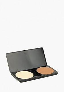 Палетка для лица Make-up Atelier Paris Palette Contouring Powder, сухие корректоры для скульптурирования лица