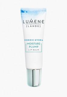 Бальзам для губ Lumene Nordic Hydra [Lahde] Увлажняющий 10 мл.