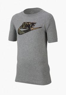 Футболка Nike B NSW TEE FUTURA FILL