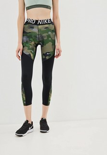 Тайтсы Nike W NP ICON CLSH TIGHT 7/8 CAM
