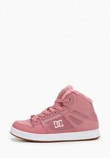 Кеды DC Shoes PURE HT WNT G SHOE
