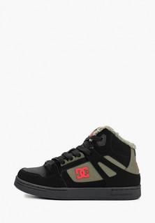 Кеды DC Shoes PURE HT WNT B SHOE