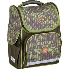 Ранец Спейс ArtSpace Junior Камуфляж 1 отделение, 3 кармана, анатомическая спинка