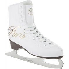 Фигурные коньки CK PARIS LUX tricot CK - IS000047 - Белый (42)