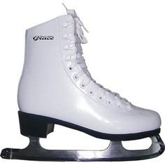 Фигурные коньки CK GRACE leather CK - IS000034 - Белый (33)