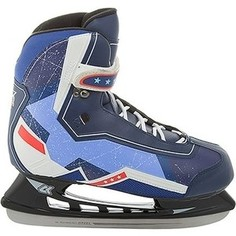 Хоккейные коньки CK Молодежка MHS MD - IS000050 - Синий (35)
