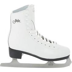 Фигурные коньки CK PRINCESS JULIA leather 100% CK - IS000039 - Белый (35)
