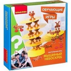 Обучающая игра Bondibon МЫШИНЫЙ НЕБОСКРЕБ (ВВ2422 )