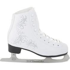 Фигурные коньки CK LADIES fur Classic CK - IS000031 - Белый (36)