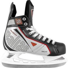 Хоккейные коньки MaxCity DALLAS MC - IS000054 - Черный (46)