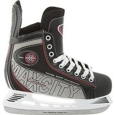 Хоккейные коньки MaxCity CALGARY MC - IS000053 - Черный (46)