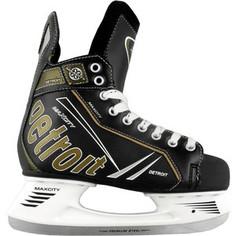 Хоккейные коньки MaxCity DETROIT MC - IS000056 - Черный (46)