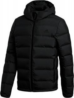 Куртка пуховая мужская Adidas Helionic Hooded, размер 2XL