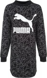 Свитшот женский Puma Classic, размер 42-44