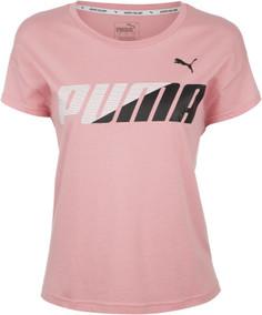 Футболка женская Puma Graphic, размер 44-46