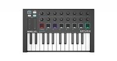 MIDI-клавиатура Arturia MiniLab mkII Black Edition