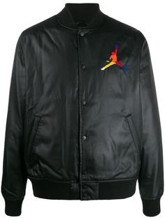 Nike куртка-бомбер Jordan