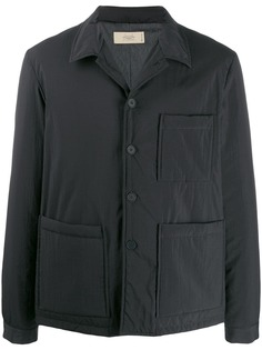 Maison Flaneur куртка-рубашка с карманами