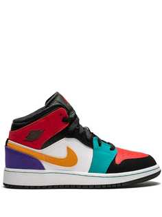 Jordan Kids кроссовки Air Jordan 1 Mid