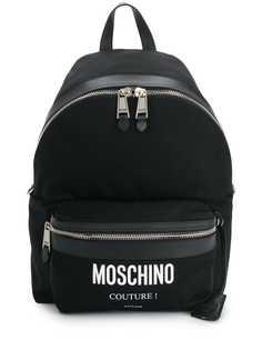Moschino рюкзак с логотипом