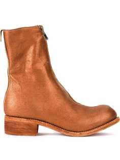 Guidi ботинки на молнии