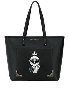 Karl Lagerfeld сумка-тоут K/Treasure