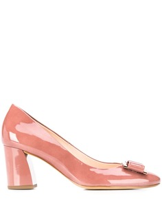 Hogl bow-detail pumps