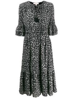 Michael Michael Kors платье Mega Cheetah