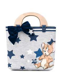 Monnalisa сумка-тоут Tom & Jerry