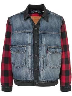 Levis Type ll Hybrid trucker jacket