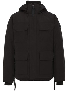 Canada Goose куртка Maitland с капюшоном