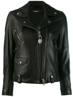 Diesel байкерская куртка L-LYFA