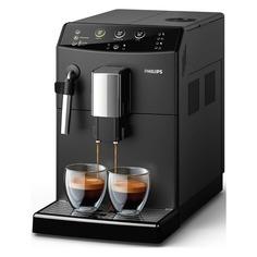 Кофемашина PHILIPS HD8827/09, черный